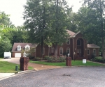 Beautiful two story brick home with new roof by J.Montes, Inc.