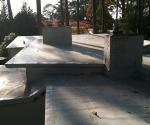 Flat residential roof by Roofing Systems of Hampton Roads