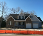 Brand New Home with Roof by J.Montes, Inc.