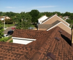 New roof and ventilation by Roofing Systems of Hampton Roads
